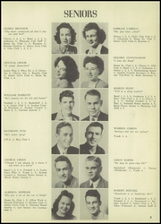 Page 13, 1946 Edition, Redfield High School - Pheasant Yearbook (Redfield, SD) online yearbook collection