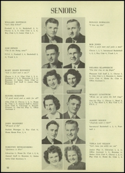 Page 14, 1946 Edition, Redfield High School - Pheasant Yearbook (Redfield, SD) online yearbook collection