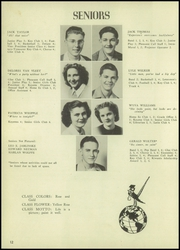 Page 16, 1946 Edition, Redfield High School - Pheasant Yearbook (Redfield, SD) online yearbook collection
