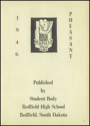 Page 5, 1946 Edition, Redfield High School - Pheasant Yearbook (Redfield, SD) online yearbook collection