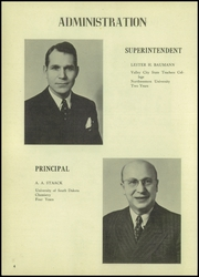 Page 8, 1946 Edition, Redfield High School - Pheasant Yearbook (Redfield, SD) online yearbook collection