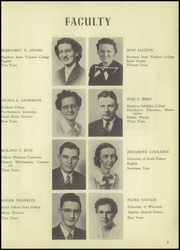 Page 9, 1946 Edition, Redfield High School - Pheasant Yearbook (Redfield, SD) online yearbook collection