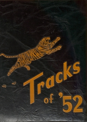 1952 Edition, Mobridge High School - Tiger Tracks Yearbook (Mobridge, SD)