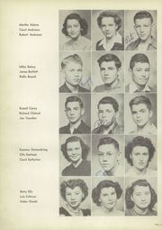 Page 12, 1950 Edition, Chamberlain High School - Cub Yearbook (Chamberlain, SD) online yearbook collection