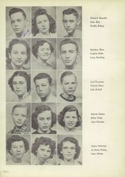 Page 17, 1950 Edition, Chamberlain High School - Cub Yearbook (Chamberlain, SD) online yearbook collection