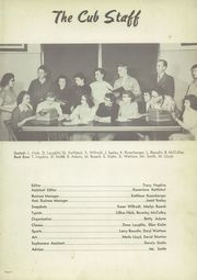 Page 3, 1950 Edition, Chamberlain High School - Cub Yearbook (Chamberlain, SD) online yearbook collection