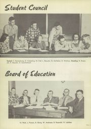 Page 6, 1950 Edition, Chamberlain High School - Cub Yearbook (Chamberlain, SD) online yearbook collection