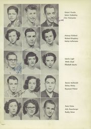 Page 9, 1950 Edition, Chamberlain High School - Cub Yearbook (Chamberlain, SD) online yearbook collection