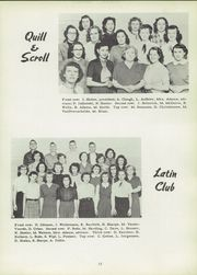 Page 17, 1953 Edition, Chamberlain High School - Cub Yearbook (Chamberlain, SD) online yearbook collection