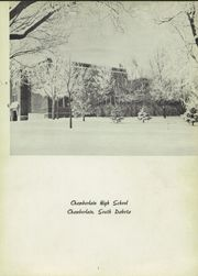 Page 5, 1953 Edition, Chamberlain High School - Cub Yearbook (Chamberlain, SD) online yearbook collection