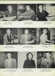 Page 9, 1953 Edition, Chamberlain High School - Cub Yearbook (Chamberlain, SD) online yearbook collection