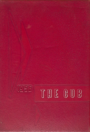 Page 1, 1956 Edition, Chamberlain High School - Cub Yearbook (Chamberlain, SD) online yearbook collection