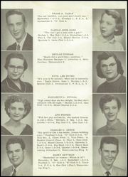 Page 11, 1956 Edition, Chamberlain High School - Cub Yearbook (Chamberlain, SD) online yearbook collection