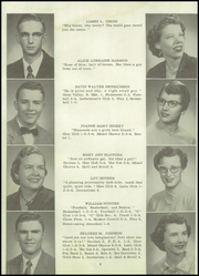 Page 12, 1956 Edition, Chamberlain High School - Cub Yearbook (Chamberlain, SD) online yearbook collection
