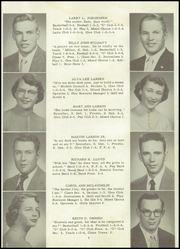 Page 13, 1956 Edition, Chamberlain High School - Cub Yearbook (Chamberlain, SD) online yearbook collection