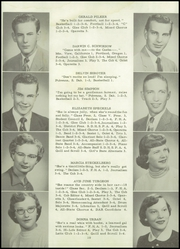 Page 14, 1956 Edition, Chamberlain High School - Cub Yearbook (Chamberlain, SD) online yearbook collection