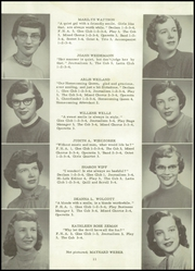 Page 15, 1956 Edition, Chamberlain High School - Cub Yearbook (Chamberlain, SD) online yearbook collection