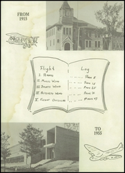 Page 6, 1956 Edition, Chamberlain High School - Cub Yearbook (Chamberlain, SD) online yearbook collection