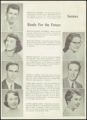 Page 11, 1958 Edition, Chamberlain High School - Cub Yearbook (Chamberlain, SD) online yearbook collection