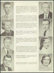 Page 13, 1958 Edition, Chamberlain High School - Cub Yearbook (Chamberlain, SD) online yearbook collection