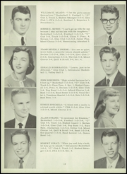 Page 14, 1958 Edition, Chamberlain High School - Cub Yearbook (Chamberlain, SD) online yearbook collection