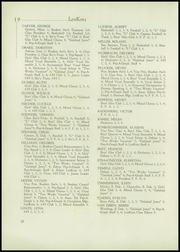Page 16, 1940 Edition, Lennox High School - Len Kota Yearbook (Lennox, SD) online yearbook collection