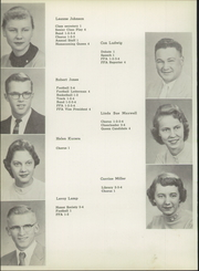 Page 12, 1956 Edition, Flandreau High School - Flyer Yearbook (Flandreau, SD) online yearbook collection