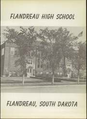 Page 5, 1956 Edition, Flandreau High School - Flyer Yearbook (Flandreau, SD) online yearbook collection