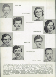Flandreau High School - Flyer Yearbook (Flandreau, SD) online yearbook collection, 1957 Edition, Page 18