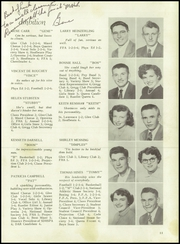 Page 15, 1952 Edition, Miller High School - Rustler Yearbook (Miller, SD) online yearbook collection