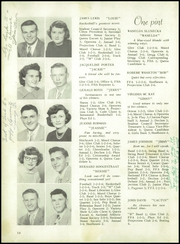 Page 16, 1952 Edition, Miller High School - Rustler Yearbook (Miller, SD) online yearbook collection