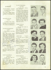 Page 17, 1952 Edition, Miller High School - Rustler Yearbook (Miller, SD) online yearbook collection