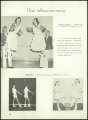 Miller High School - Rustler Yearbook (Miller, SD) online yearbook collection, 1952 Edition, Page 34