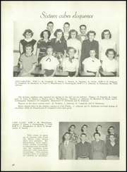 Miller High School - Rustler Yearbook (Miller, SD) online yearbook collection, 1952 Edition, Page 50