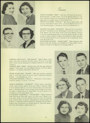 Page 14, 1954 Edition, Miller High School - Rustler Yearbook (Miller, SD) online yearbook collection
