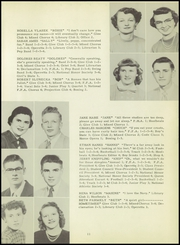 Page 15, 1954 Edition, Miller High School - Rustler Yearbook (Miller, SD) online yearbook collection
