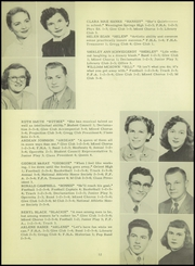 Page 16, 1954 Edition, Miller High School - Rustler Yearbook (Miller, SD) online yearbook collection