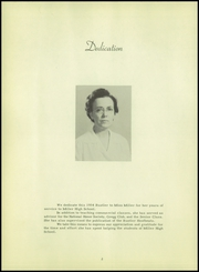 Page 6, 1954 Edition, Miller High School - Rustler Yearbook (Miller, SD) online yearbook collection