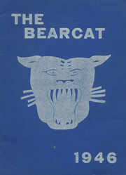 1946 Edition, Webster High School - Bearcat Yearbook (Webster, SD)