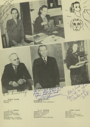 Page 10, 1946 Edition, Beresford High School - Watchdog Yearbook (Beresford, SD) online yearbook collection
