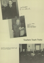 Page 8, 1946 Edition, Beresford High School - Watchdog Yearbook (Beresford, SD) online yearbook collection