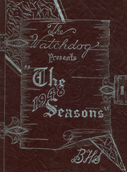 1948 Edition, Beresford High School - Watchdog Yearbook (Beresford, SD)