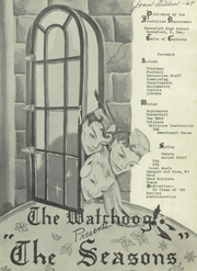 Page 3, 1948 Edition, Beresford High School - Watchdog Yearbook (Beresford, SD) online yearbook collection