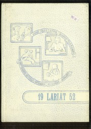 1952 Edition, Lemmon High School - Lariat Yearbook (Lemmon, SD)