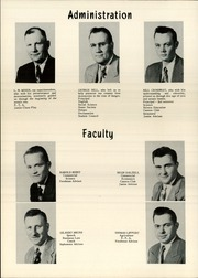 Page 10, 1952 Edition, Lemmon High School - Lariat Yearbook (Lemmon, SD) online yearbook collection