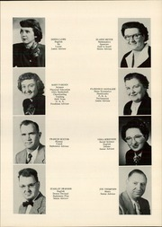 Page 11, 1952 Edition, Lemmon High School - Lariat Yearbook (Lemmon, SD) online yearbook collection