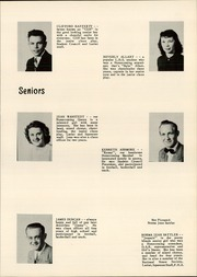 Page 17, 1952 Edition, Lemmon High School - Lariat Yearbook (Lemmon, SD) online yearbook collection