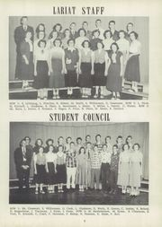 Page 11, 1953 Edition, Lemmon High School - Lariat Yearbook (Lemmon, SD) online yearbook collection