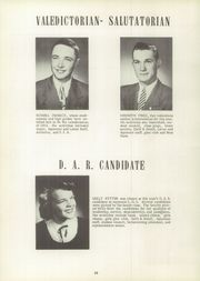 Page 14, 1953 Edition, Lemmon High School - Lariat Yearbook (Lemmon, SD) online yearbook collection