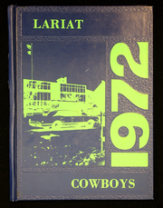 Lemmon High School - Lariat Yearbook (Lemmon, SD) online yearbook collection, 1972 Edition, Page 1